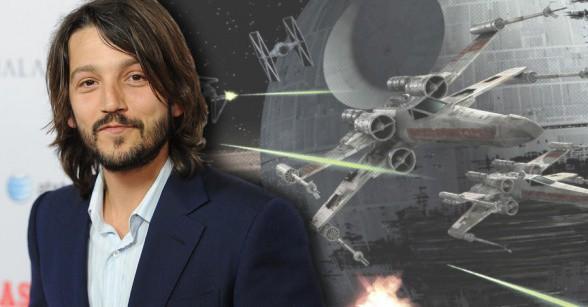 Diego Luna Star Wars