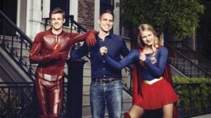 Supergirl y Flash en Variety con Greg Berlanti
