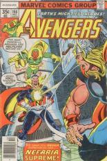 The Avengers #166