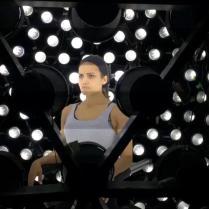 Hawkgirl escáner