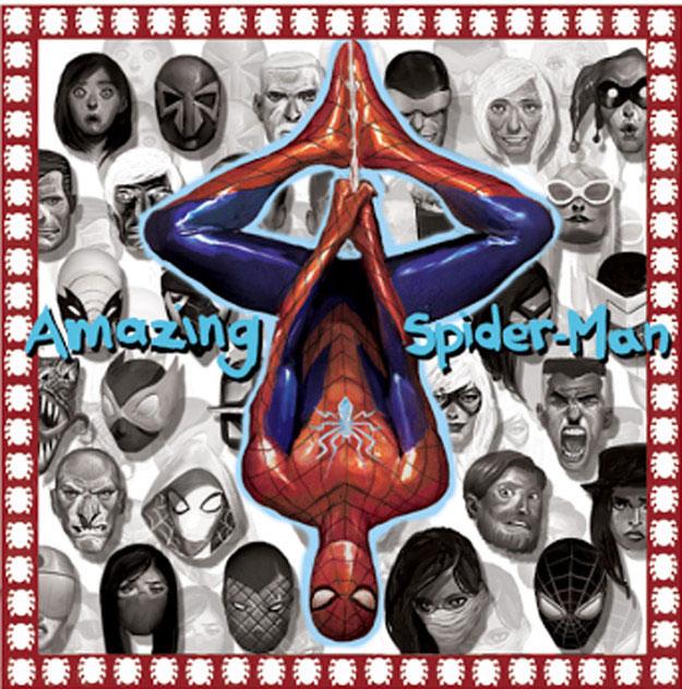 Amazing Spiderman Variant