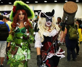 Cosplay San Diego Comic-Con 100