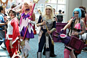 Cosplay San Diego Comic-Con 101