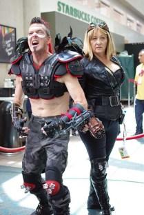 Cosplay San Diego Comic-Con 35