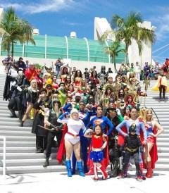 Cosplay San Diego Comic-Con 76