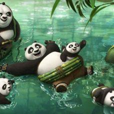 Kung Fu Panda 3 Concept 7