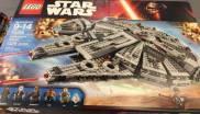LEGO Halcón Milenario 1