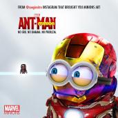 Marvel Minions 8