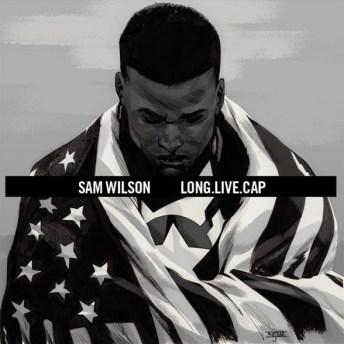 Sam Wilson Capitán America Variant