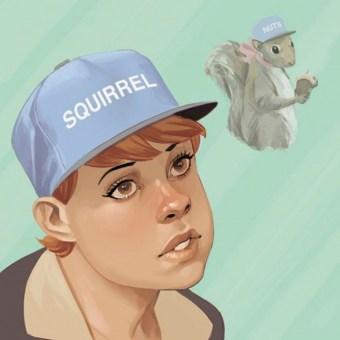 Squirrel Girl Variant
