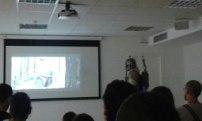 Boba Fett viéndose en pantalla