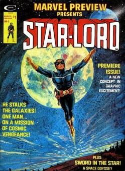 Steve Englehart Star-Lord Marvel Preview 4
