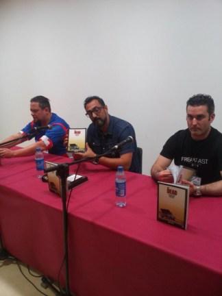 The dead Metrópoli Comic Con