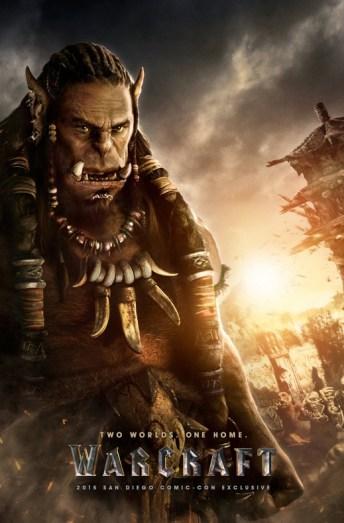 Toby Kebbell como Durotan en Warcraft
