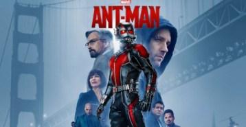 ant-man póster película - destacada