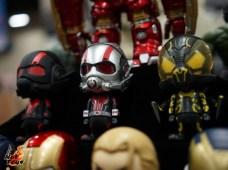 [SDCC15] Galería de fotos del estand de Hot Toys y Sideshow