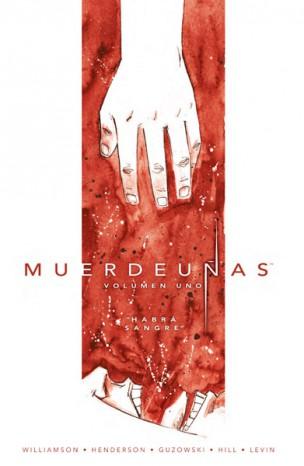4-muerdeuñas-tomo-volumen-1-norma-editorial-critica-reseña-analisis-opinion-joshua-williamson-mike-henderson