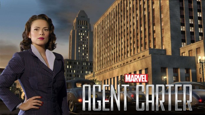 Agente Carter - temporada 2 - Los Angeles