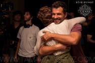 Aura Garrido y Rodolfo Sancho se reencuentran