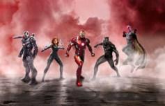 El equipo de Iron Man