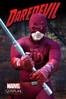 Cosplay Variant Daredevil