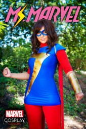 Cosplay Variant Ms. Marvel