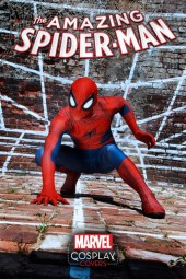 Cosplay Variant The Amazing Spider-Man