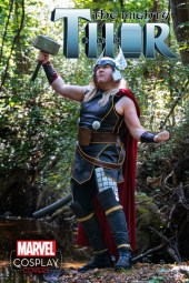 Cosplay Variant The Mighty Thor 2
