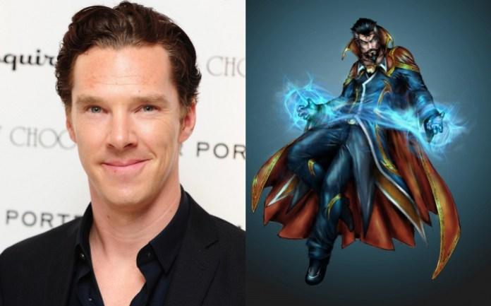 Doctor Extraño - Benedict Cumberbatch