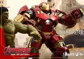 Hot Toy Hulkbuster 5