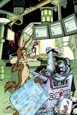 Looney Tunes DC Comics 4