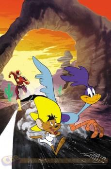 Looney Tunes DC Comics 7