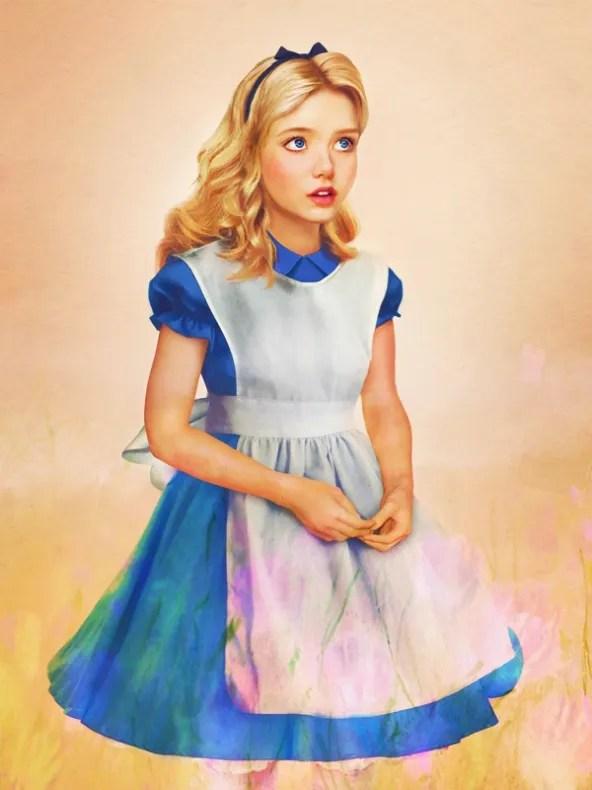 Princesas Disney reales 1