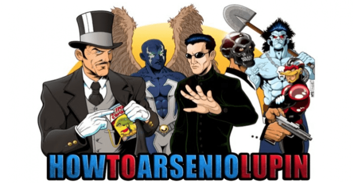 How To Arsenio Lupin