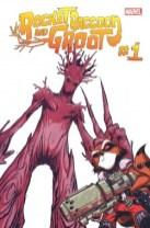 Rocket Raccoon and Groot 1 Portada