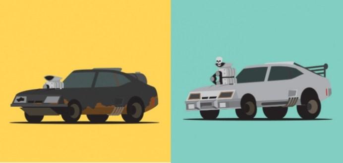 Mad Max coches