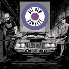 All-New Hawkeye 1 hip hop variant