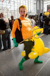Cosplay NYCC 102