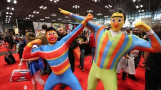 Cosplay NYCC 111