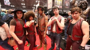 Cosplay NYCC 112