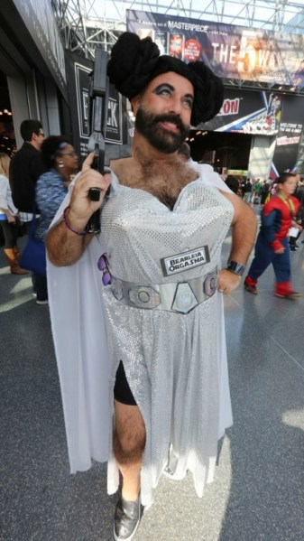 Cosplay NYCC 116