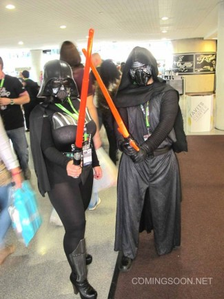 Cosplay NYCC 13