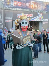Cosplay NYCC 14