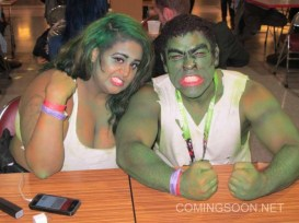 Cosplay NYCC 85