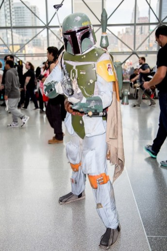 Cosplay NYCC 91