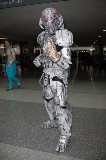 Cosplay NYCC 92