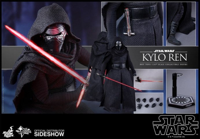 Hot Toys Star Wars VII 47