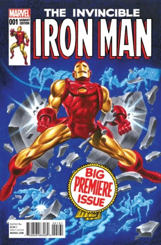 Invincible Iron Man 11