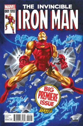 Invincible Iron Man 11