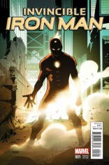 Invincible Iron Man 13
